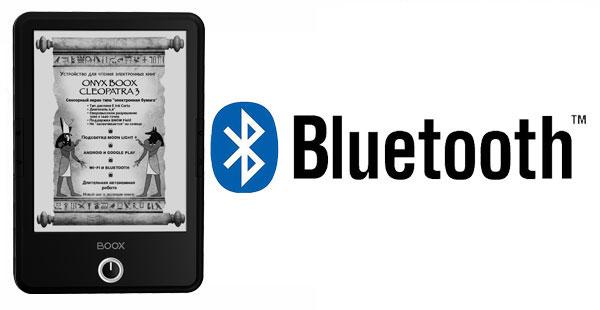 Bluetooth-модуль ONYX BOOX Cleopatra 3
